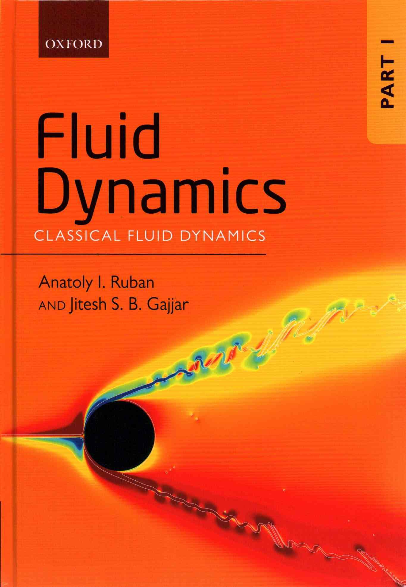 Fluid Dynamics By Ruban, Anatoly I./ Gajjar, Jitesh S. B.